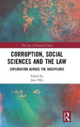 Omslag - Corruption, Social Sciences and the Law
