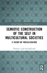 Omslag - Semiotic Construction of the Self in Multicultural Societies