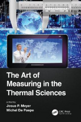 Omslag - The Art of Measuring in the Thermal Sciences