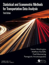 Omslag - Statistical and Econometric Methods for Transportation Data Analysis