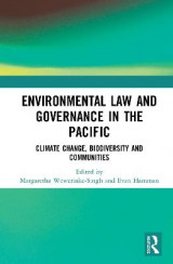 Omslag - Environmental Law and Governance in the Pacific