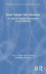 Omslag - Small Sample Size Solutions