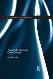 Young Offenders and Open Custody av Tove Pettersson (Heftet)