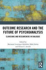 Omslag - Outcome Research and the Future of Psychoanalysis