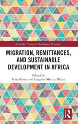 Omslag - Migration, Remittances, and Sustainable Development in Africa