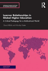 Omslag - Learner Relationships in Global Higher Education
