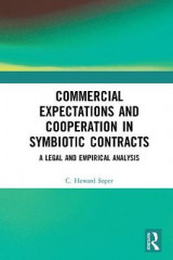 Omslag - Commercial Expectations and Cooperation in Symbiotic Contracts