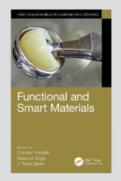 Functional and Smart Materials (Innbundet)