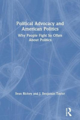Omslag - Political Advocacy and American Politics