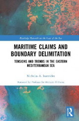 Omslag - Maritime Claims and Boundary Delimitation