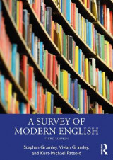 Omslag - A Survey of Modern English