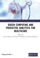 Omslag - Green Computing and Predictive Analytics for Healthcare