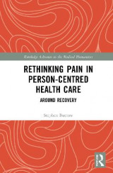Omslag - Rethinking Pain in Person-Centred Health Care