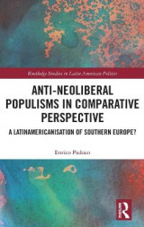 Omslag - Anti-Neoliberal Populisms in Comparative Perspective