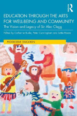 Omslag - Education through the Arts for Well-Being and Community