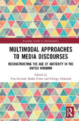 Omslag - Multimodal Approaches to Media Discourses