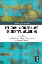 Omslag - Religion, Migration, and Existential Wellbeing