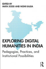Omslag - Exploring Digital Humanities in India