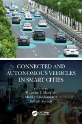 Omslag - Connected and Autonomous Vehicles in Smart Cities