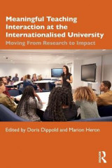 Omslag - Meaningful Teaching Interaction at the Internationalised University