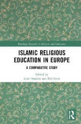 Omslag - Islamic Religious Education in Europe