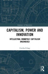 Omslag - Capitalism, Power and Innovation