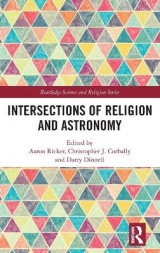 Omslag - Intersections of Religion and Astronomy