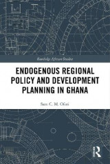 Omslag - Endogenous Regional Policy and Development Planning in Ghana