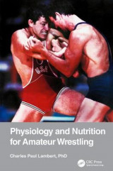 Omslag - Physiology and Nutrition for Amateur Wrestling