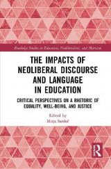 Omslag - The Impacts of Neoliberal Discourse and Language in Education
