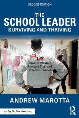 Omslag - The School Leader Surviving and Thriving
