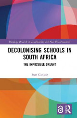 Omslag - Decolonising Schools in South Africa