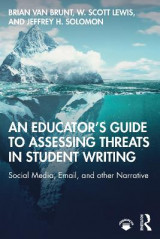 Omslag - An Educator's Guide to Assessing Threats in Student Writing