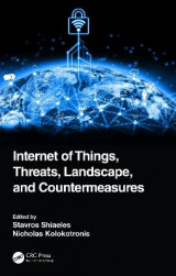 Omslag - Internet of Things, Threats, Landscape, and Countermeasures
