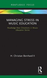 Omslag - Managing Stress in Music Education