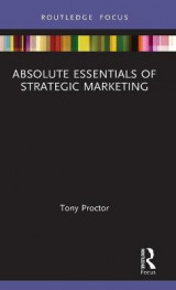 Omslag - Absolute Essentials of Strategic Marketing