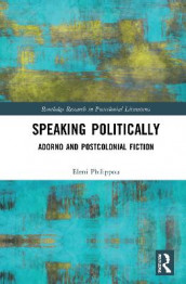 Speaking Politically av Eleni Philippou (Innbundet)