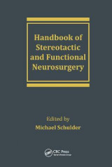 Omslag - Handbook of Stereotactic and Functional Neurosurgery