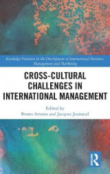 Omslag - Cross-cultural Challenges in International Management