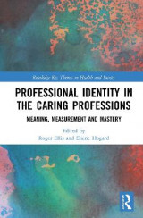 Omslag - Professional Identity in the Caring Professions