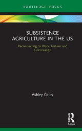 Omslag - Subsistence Agriculture in the US