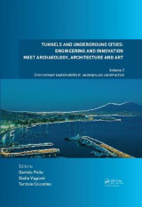 Omslag - Tunnels and Underground Cities: Engineering and Innovation Meet Archaeology, Architecture and Art