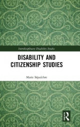 Omslag - Disability and Citizenship Studies