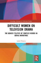Omslag - Difficult Women on Television Drama