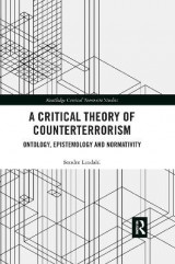 Omslag - A Critical Theory of Counterterrorism