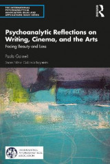 Omslag - Psychoanalytic Reflections on Writing, Cinema and the Arts