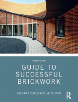 Omslag - Guide to Successful Brickwork