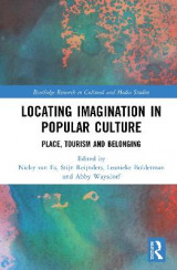 Omslag - Locating Imagination in Popular Culture