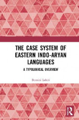 Omslag - The Case System of Eastern Indo-Aryan Languages