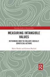 Measuring Intangible Values av Gemma Burford og Marie Harder (Heftet)